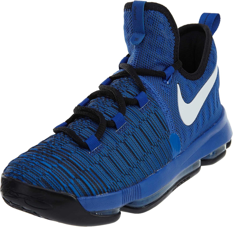 Basketball Shoe (6Y, Game Royal/Black
