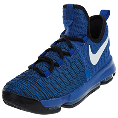 7dc61ca6bf81 Nike Kids  Grade School Zoom KD 9 Basketball Shoes (6