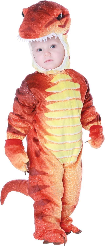 Underwraps Toddler's T-Rex Costume Jumpsuit