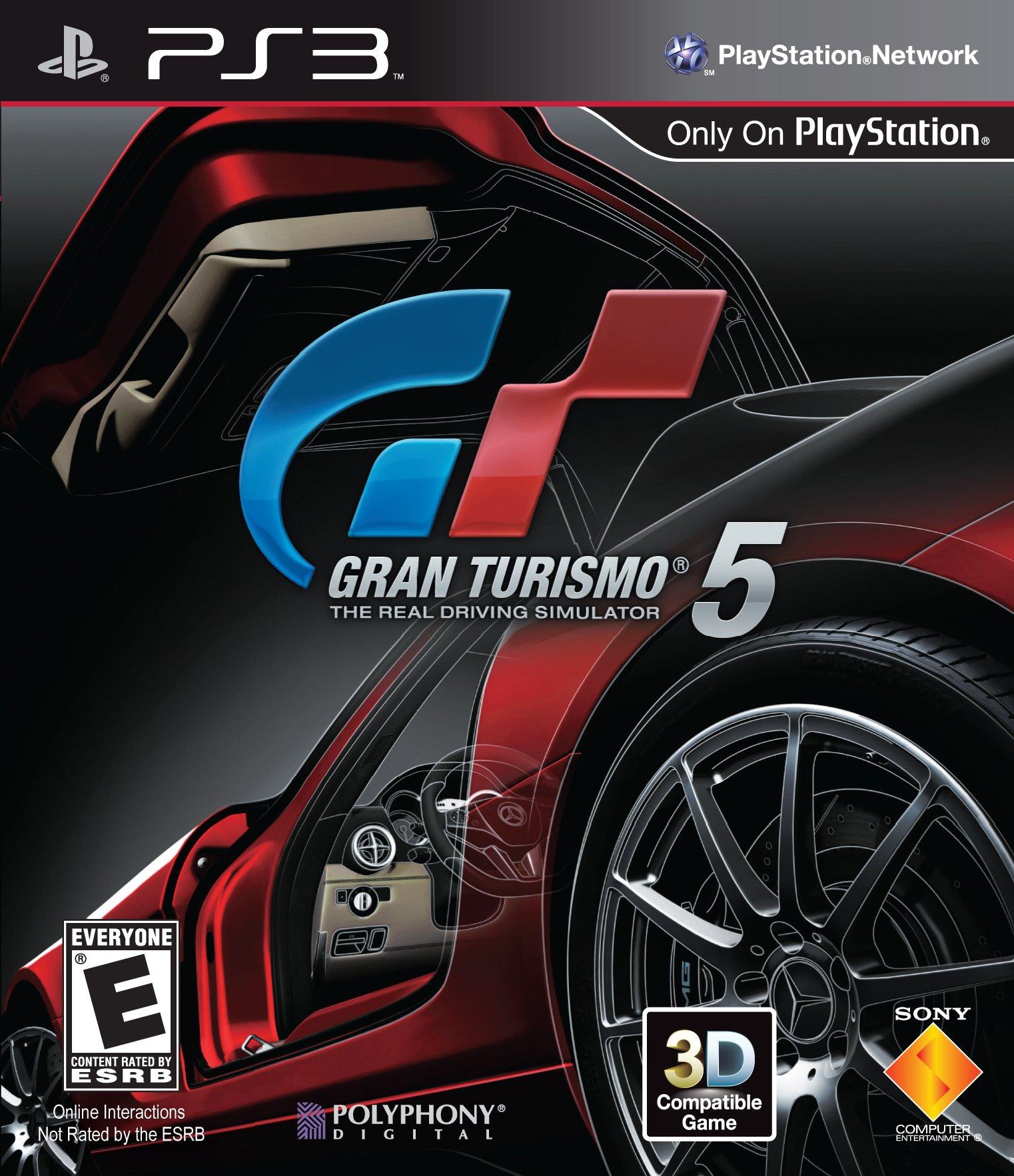 Gran Turismo 5 - Playstation 3
