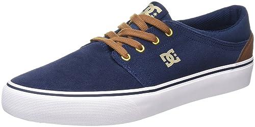 DC Trase Sd, Zapatillas para Hombre, Azul (Navy / Khaki), 40.5 EU: DC Shoes: Amazon.es: Zapatos y complementos