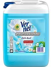 Vernel Professional Suavizante Cielo Azul - 10 l
