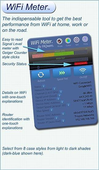 WiFi Meter (Ad free)