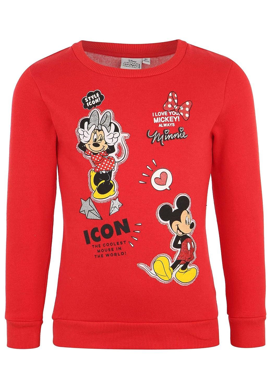 Disney Minnie Felpa Bambina SO00002154