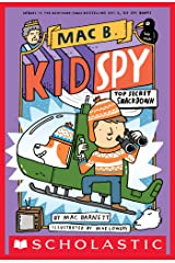Top Secret Smackdown (Mac B., Kid Spy #3) Kindle Edition