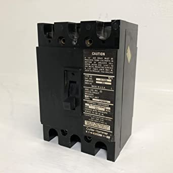 Eaton 200 Amp 3 Pole Breaker...a5