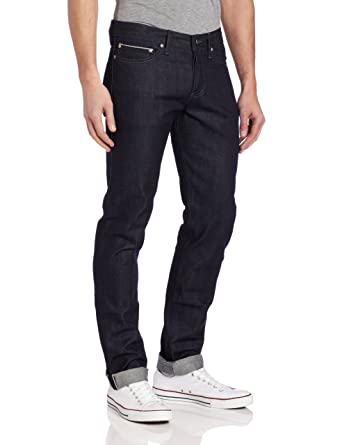 Weird Guy Indigo Selvedge. - size 30 (also in 28,29,31,33) Naked & Famous Denim