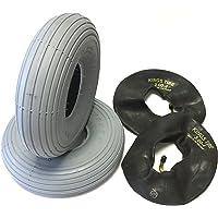 Cst Neumáticos para silla de ruedas, 2 unidades