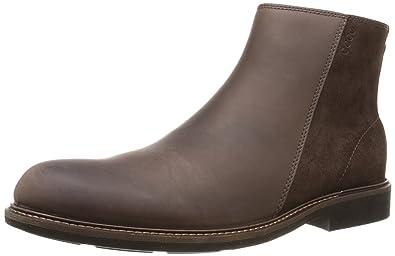 bd0605e1f50 Amazon.com   ECCO Men's Findlay Mid Cut Chukka Boot   Chukka