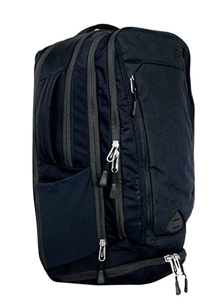 San Francisco dla całej rodziny kupić THE NORTH FACE OVERHAUL 40 LAPTOP BACKPACK COSMIC BLUE/ASPHALT GREY