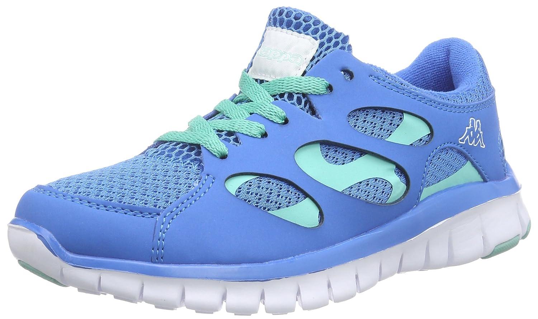 Kappa Fox NC Unisex Unisex-Erwachsene Sneakers Blau (6065 Blue/Ice)