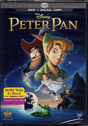 Amazon Com Peter Pan Diamond Edition By Walt Disney Studios Home