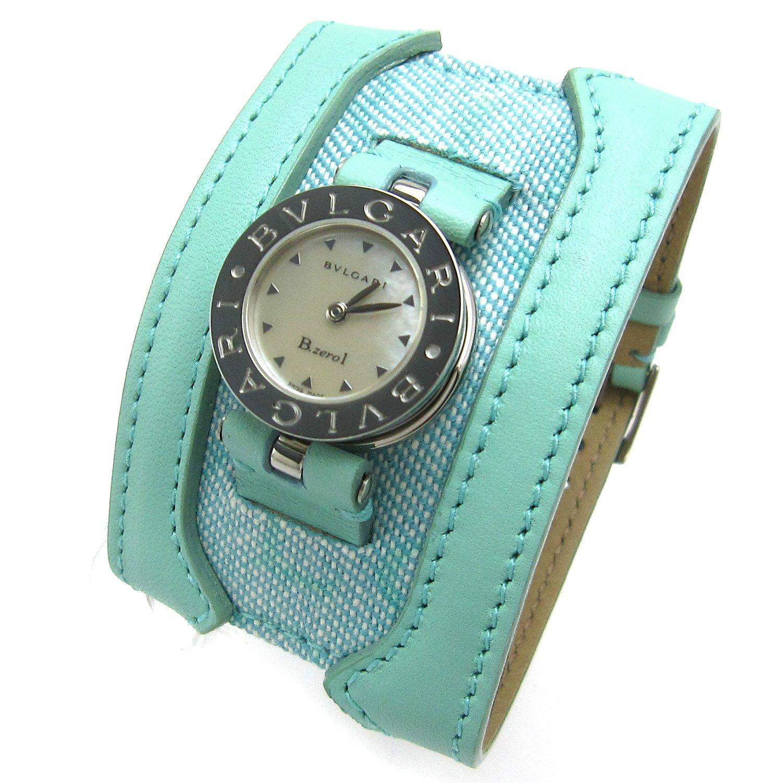 [ブルガリ]BVLGARI 腕時計 BZ22S B-ZERO1 ロゴマニア マンシェット 磨き仕上げ ベルト新品 レディース 中古 B07D1LNQYY