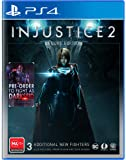 INJUSTICE 2 DELUXE EDITION (PS4)