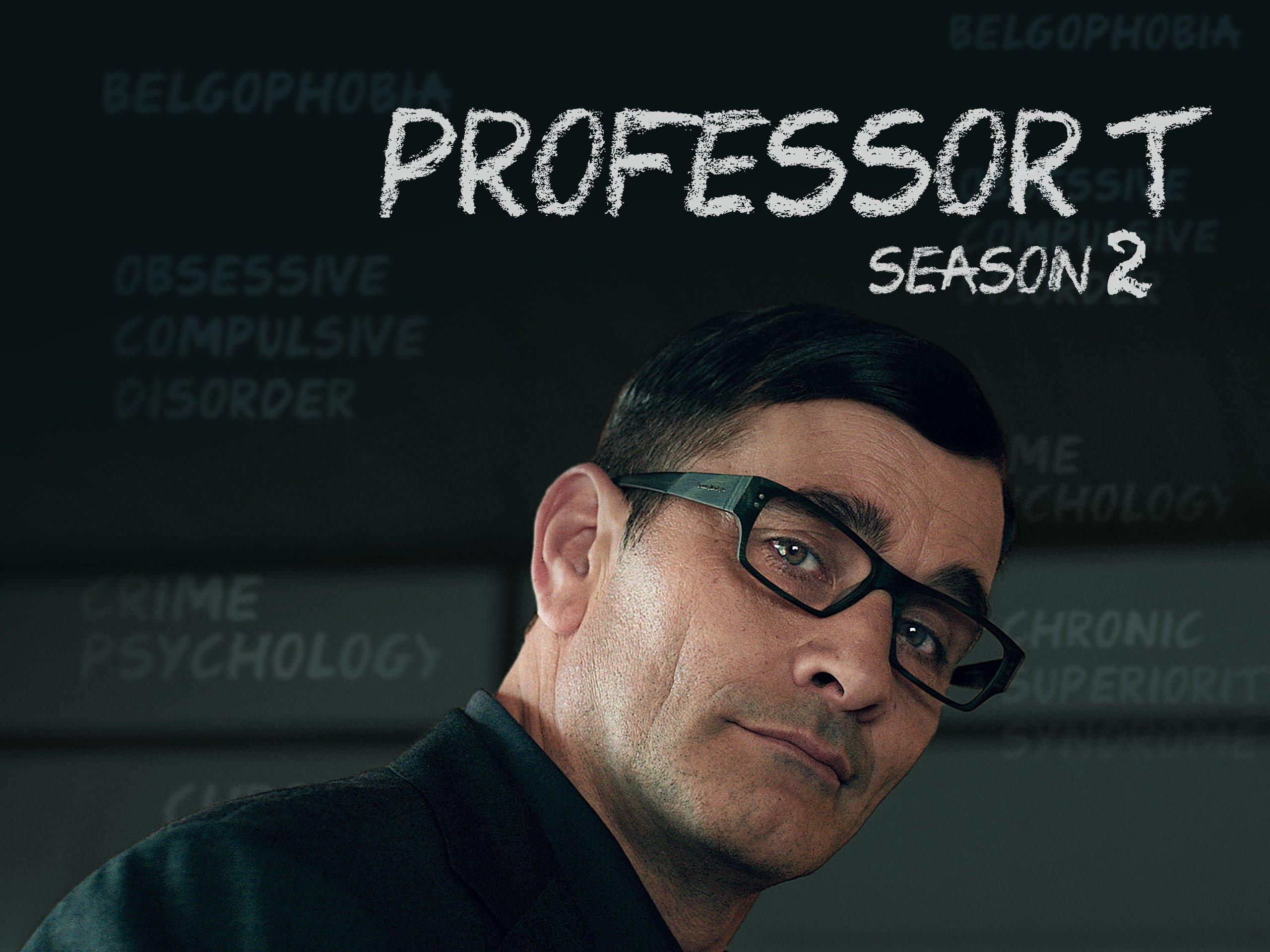 Amazon com: Watch Professor T - Season 2   Prime Video