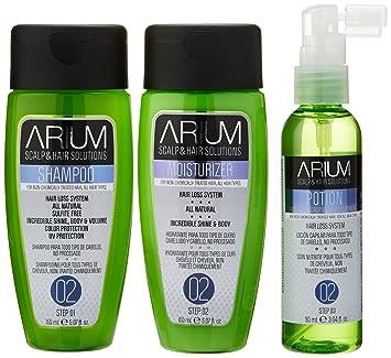 ARIUM SCALP & HAIR SOLUTIONS Scalp & Hair Growth ...