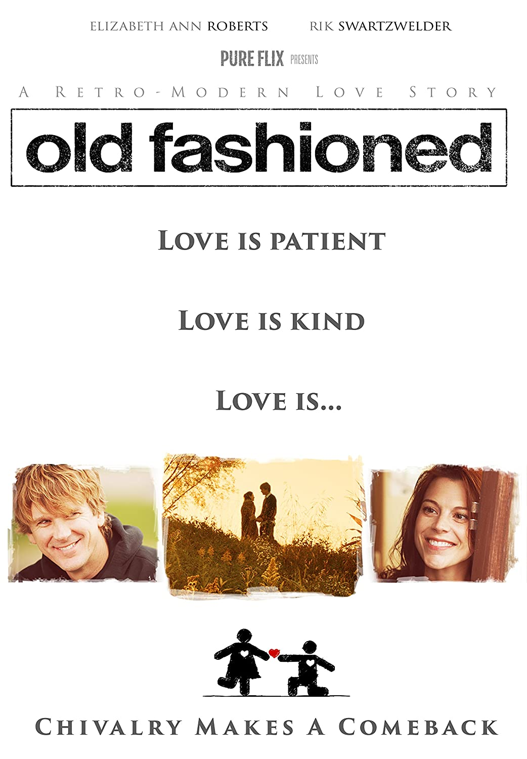 old fashioned - dvd image