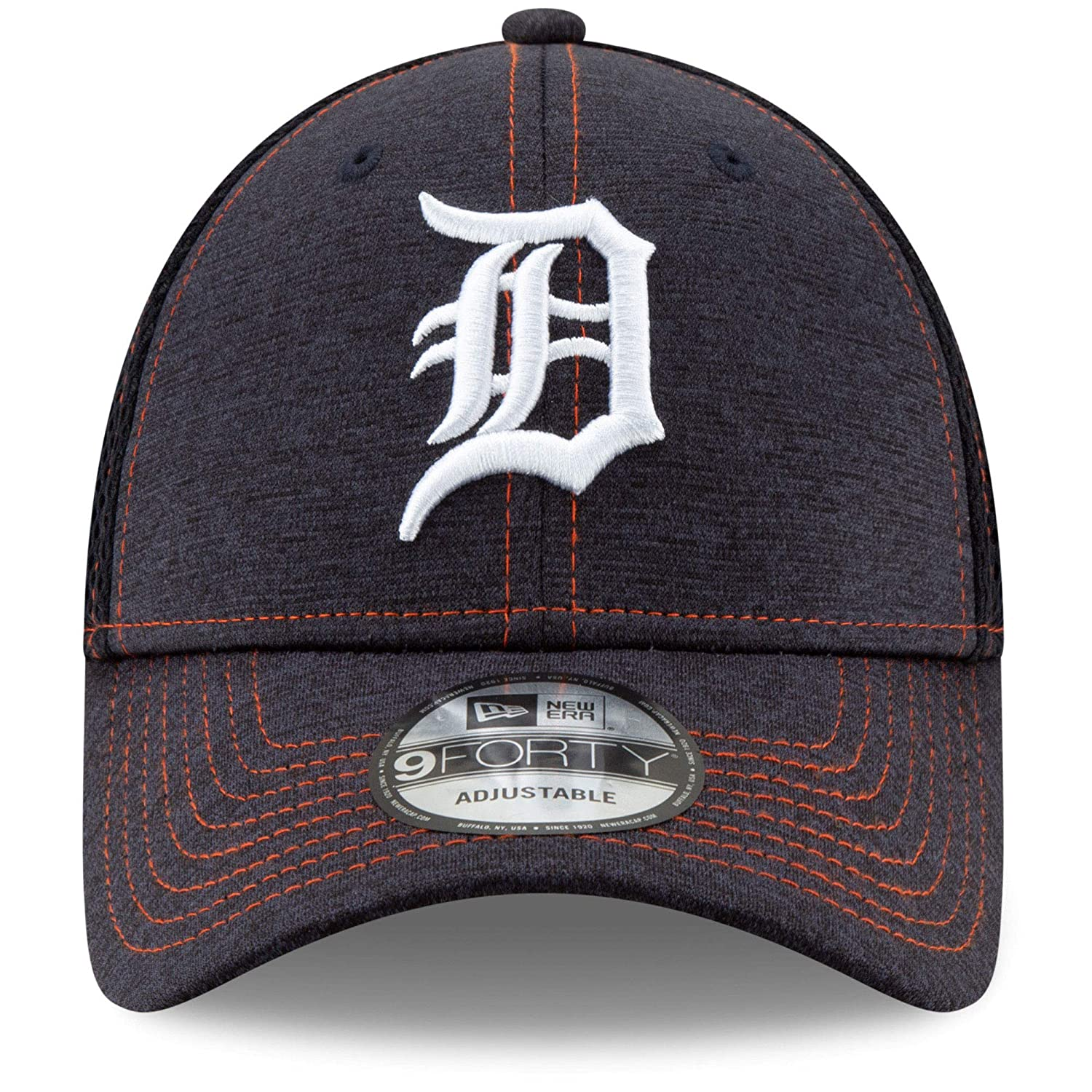 Size Youth Detroit Tigers Boys Team Tread 9FORTY Adjustable Hat