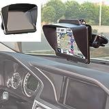 Amazon Price History for:Zepthus Anti Glare Sun Shade Shield Lens Hood Visor Protector Glare Visor For 7 inch Car Vehicle GPS Navigator Monitor