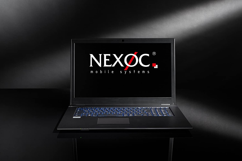NEXOC. B1701 i7-8550U - Disco Duro (16 GB, 2 TB HDD, 250 GB SSD ...