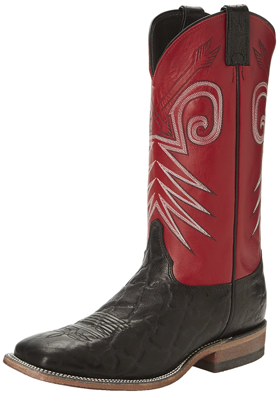 2480768c4b3 Justin Boots Men's Bent Rail Boot