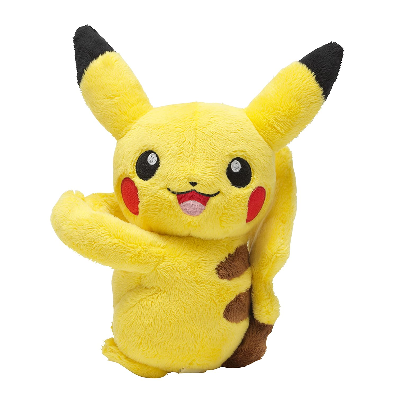 Pokemon Center Original Hug Pikachu Plush Stuffed Pokmon