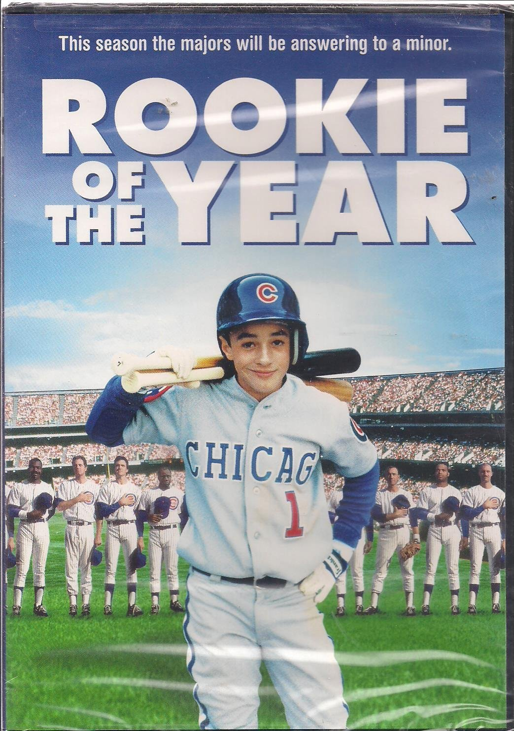 DVD : Rookie of the Year (Dubbed, , Dolby, Repackaged, Widescreen)