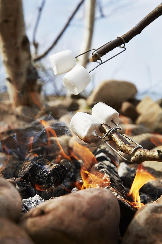 Light My Fire Feuergabel GrandpaS Firefork 2-Pack Utensilio para Hoguera para Acampada