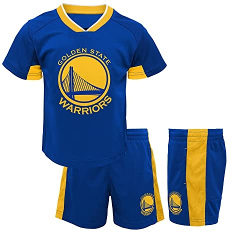 best service 558b5 5aff3 Amazon.com : adidas Warriors Infant/Toddler Performance ...