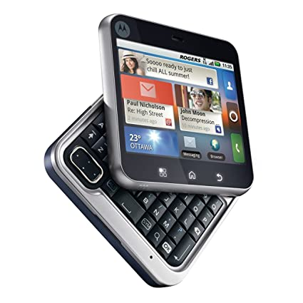 Amazon.com: Motorola FlipOut Unlocked Quad-Band GSM Teléfono ...