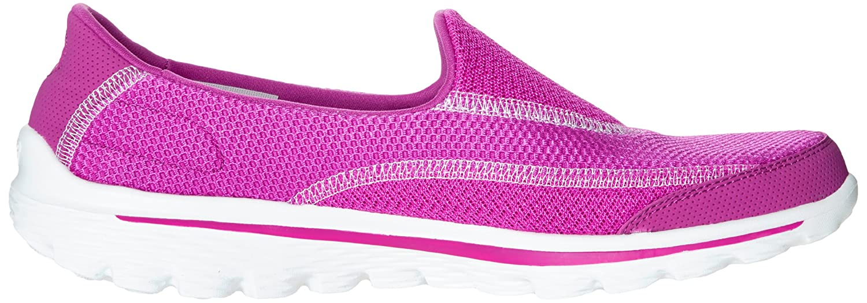 Skechers Van A Pie 2 Para Mujer Encendido Zapatos Para Caminar I9XVroH