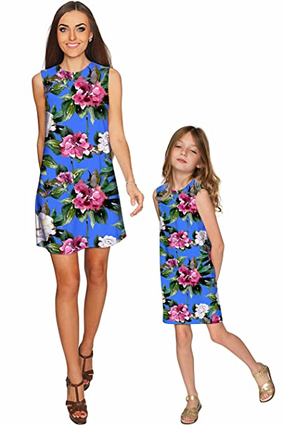 eae6f5a180407 PineappleClothing Mother Daughter Dresses Matching Family Outfits for Mommy  & Me