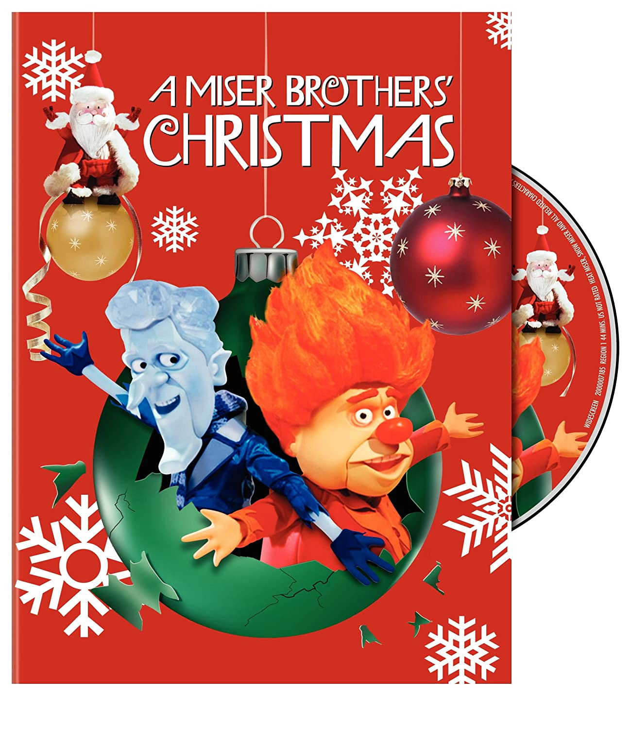 A Miser Brother's Christmas: Deluxe Edition Various Warner Bros. Home Video 5822721 Christmas / Chanukkah