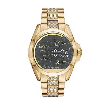 Michael Kors Smartwatch para Mujer de con Correa en Acero Inoxidable MKT5002