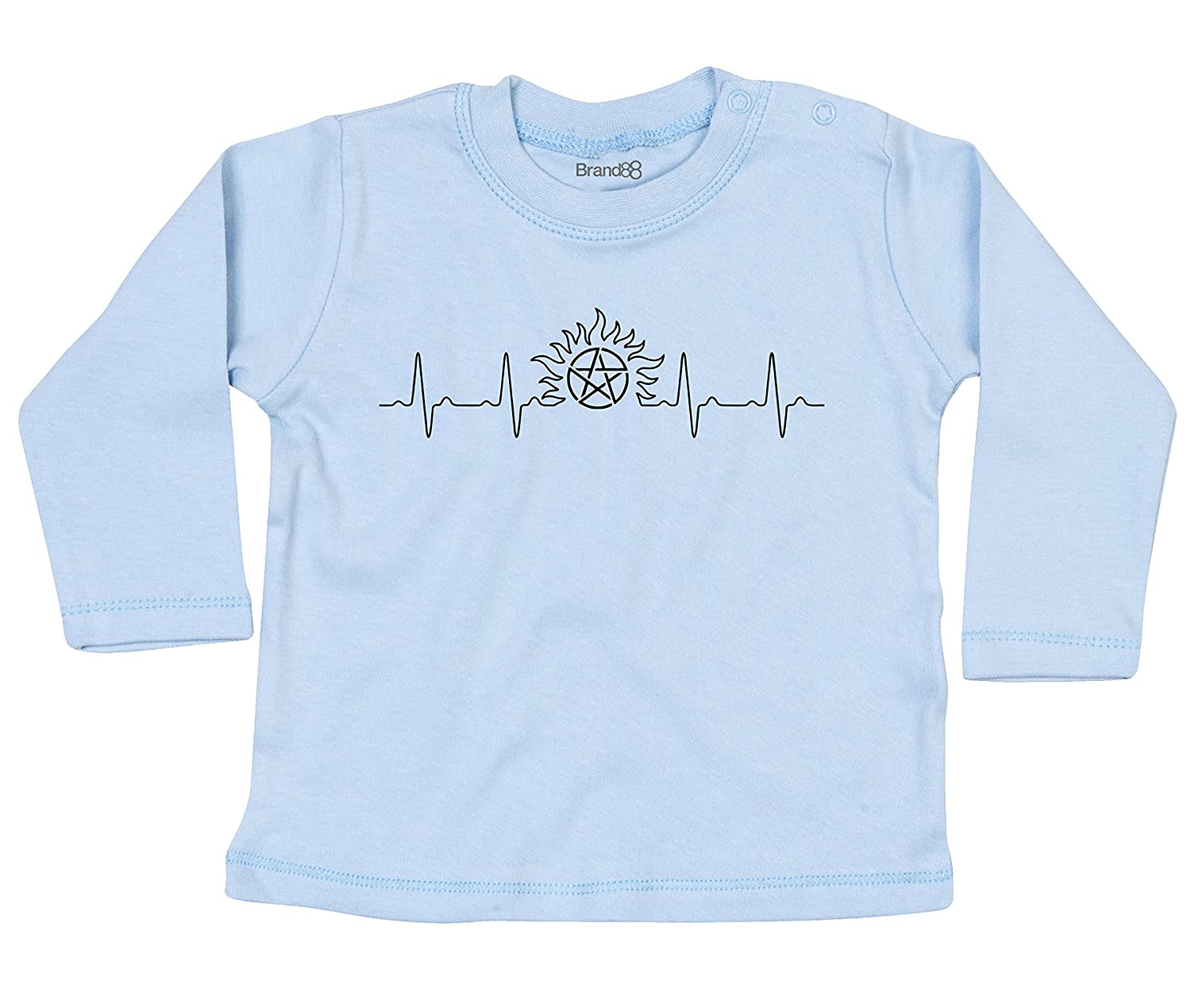 Brand88 Supernatural Heartbeat Baby L//S T
