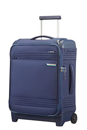 Samsonite Smarttop Upright 55/20 Equipaje de Mano, 55 cm, 39.5 L, Color Azul: Amazon.es: Equipaje