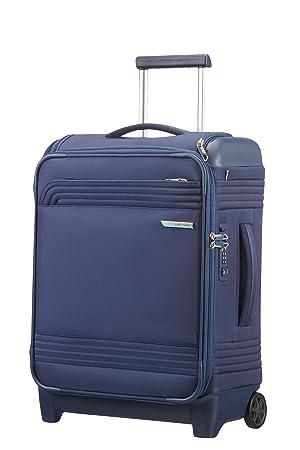 Samsonite Smarttop Upright 55/20 Equipaje de Mano, 55 cm, 39.5 L, Color Azul: Amazon.es: Equipaje