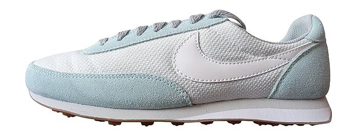 Nike WMNS Elite Textile, Chaussures de Sport Femme, Gris (Lt BS Gry/White-GLCR IC-BS Gry), 39 EU