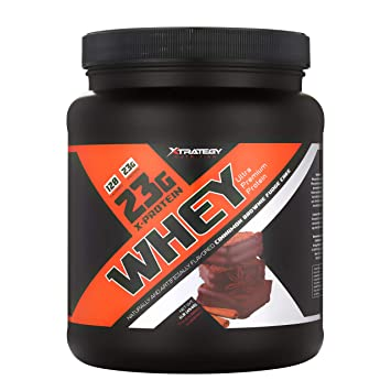 Nutrition x whey protein