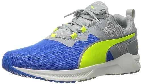 Zapatillas Cross-Trainer Ignite Xt v2 para hombres, limonada azul elšŠctrica, 12 M US: Amazon.es: Zapatos y complementos