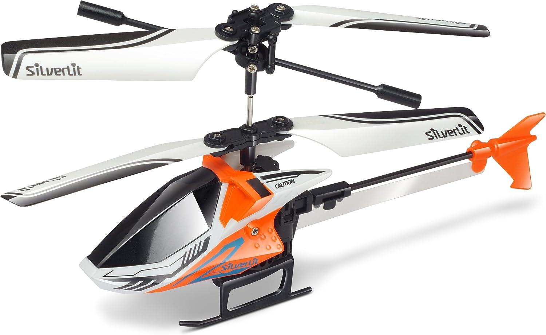 Giro Nanocóptero Intruder 2 Canales