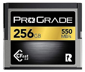 ProGrade Digital Incorporated Tarjeta de Memoria C Fast 2.0 256GB ...