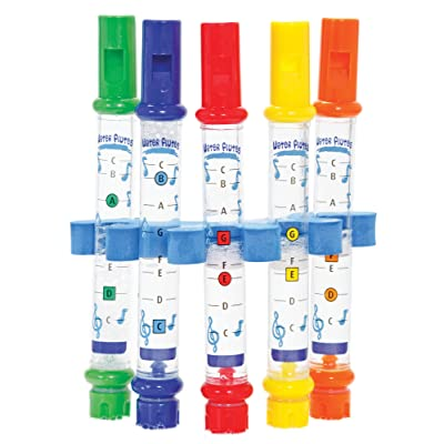 Children's Musical Instrument Bath Water Flutes: Computers & Accessories