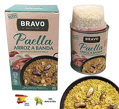 Paella, cocina fácil y rápida con todo el sabor de la dieta mediterránea, una amplia variedad ...