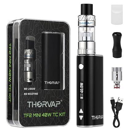 Cigarrillo Electrónico, THORVAP® 40W TC Box Mod, OLED 2200mah Batería, Control de