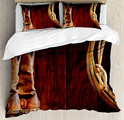 free covers wild comforter western abilene duvet large set shipping living west products