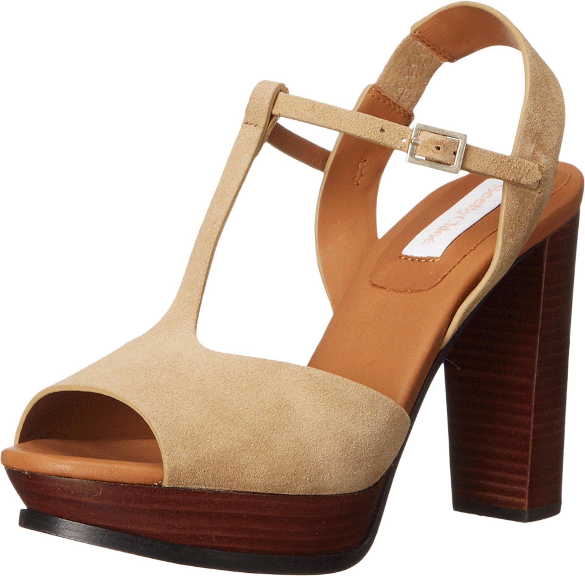 See by Chloe Women's SB24100 Beige Sandal 36 (US Women's 6) M