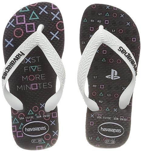 scarpe da corsa godere del prezzo di sconto vari stili Havaianas Playstation, Infradito Unisex – Bambini