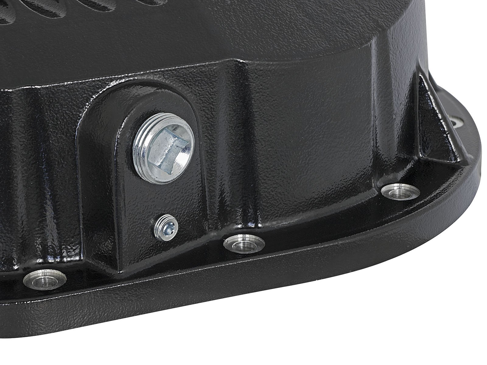 aFe Power 46-70022-WL Pro Series Machined Rear Differential Cover with Gear Oil by aFe Power (Image #5)