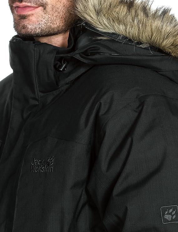 Jack Wolfskin Herren Jacke Parka Anchorage